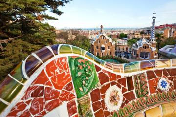 Snabbinträde: Best of Barcelona-rundtur, inklusive Sagrada Familia