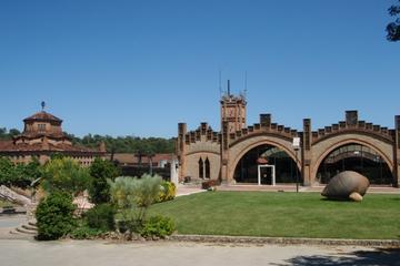 Tagesausflug in kleiner Gruppe von Barcelona nach Montserrat mit...