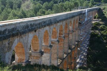 Tagesausflug in kleiner Gruppe von Barcelona nach Tarragona und Sitges