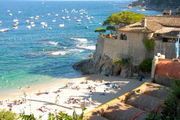 Tagesausflug in Kleingruppe nach Girona und Costa Brava von Barcelona...