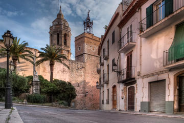 Tarragona and Sitges Private Day Trip...