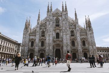 Full-day Coach Excursion from Lake Garda: Guided Visit of Milan