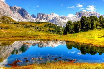Full-Day Dolomites Mountains Tour from Lake Garda