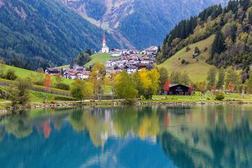 Full-day Tour to Bolzano and Renon Plateau by Cable Car and Historic Railway from Lake Garda
