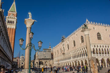 Full-day Trip to Venice from Lake Garda Including Motorboat and City Visit
