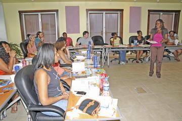 Interactive Jamaican Patwa Language Session