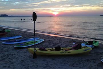 Day Trip Sunset Dolphin Kayak Tours near Virginia Beach, Virginia