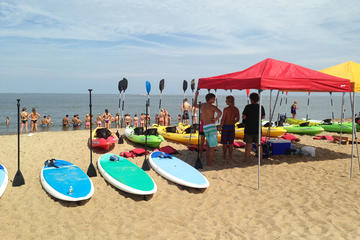 Book Virginia Beach Surf Lessons on Viator