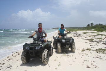 ATV Seashore Adventure to Mezcalitos