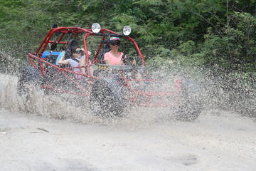Off-Road Mayan Adventure in Cozumel...