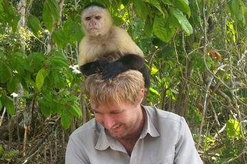 Monkey Island and Indian Village Tour from Panama City