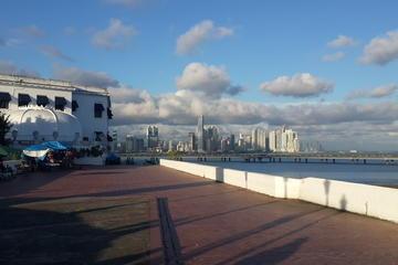 Recorrido por los lugares principales de la ciudad de Panamá