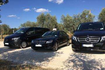 Marseille Airport Transfer to Cruise Port