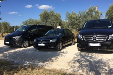 Marseille Airport transfer to Nice