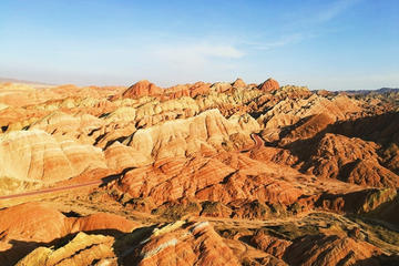 1 Day Zhangye Danxia Landform PrivateTour
