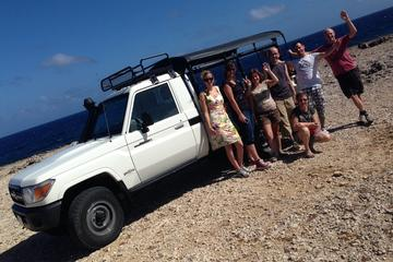 National Park Jeep Safari in Curacao