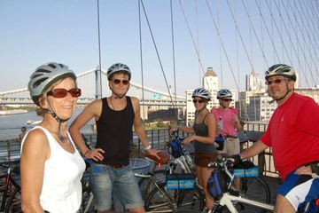 Alquiler de bicicletas en Nueva York