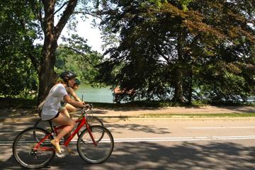 Visite en vélo en petit groupe à Central Park