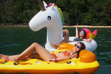 Fun Boat Snorkeling and Island Visit from Kota Kinabalu