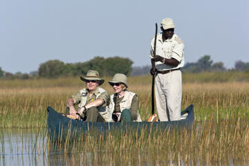 7-Day Botswana Guided Tour from Maun