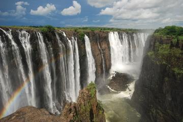 Excursão de 3 dias por Victoria Falls com voo de ida e volta de...