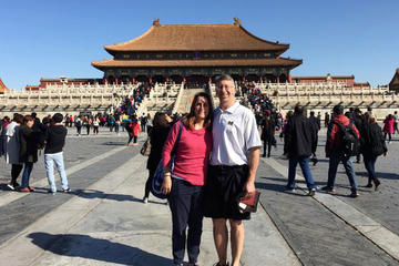 Beijing City Highlights Trip with Tianjin Cruise Port Drop-off