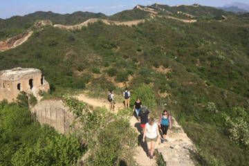 China Wild Great Wall Medium-Level Hiking From Beijing