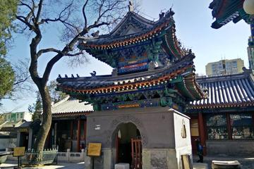 Chinese Religious Exploration of Temples and Mosque In Beijing