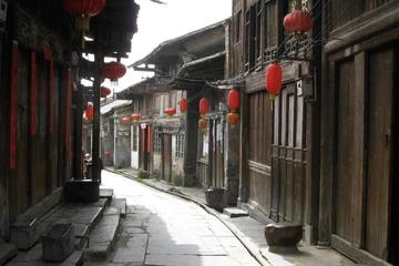 Full Day Guilin Private Tour of Daxu Old Town and Yaoshan Tea Plantation