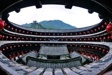 Private Day Tour: Nanjing Tianluokeng Hakka Cluster From Xiamen