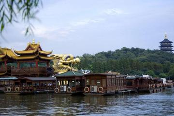 Private Day Tour of Hangzhou City Highlights From Shanghai