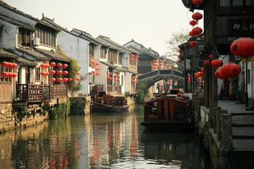 Private Day Tour: Suzhou Highlights...