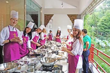 Private Half-Day Cooking Experience at Sichuan Cuisine Museum in Chengdu Including Lunch or Dinner
