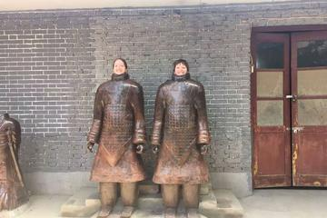 Small Group Tour: Terracotta Warriors and Qin Shi Huang Mausoleum...