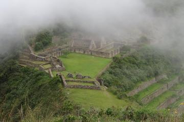 8-Day Choquequirao and Machupicchu trekking the lost cities