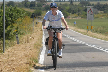 Semi-Independent Bike Tour from Matera to St Giuliano Lake with...