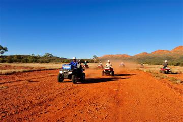 Excursion en quad à la découverte d'Alice Springs Undoolya