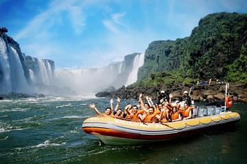 Macuco Safari - Boat ride & Jungle - Iguassu Falls