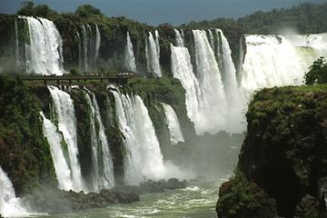 Tour Brazilian side - Iguassu Falls