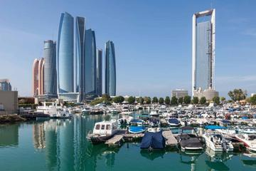 2-Day Abu Dhabi City Tour and Desert...