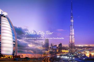 Dubai City tour and 30 mins Quad Bike...
