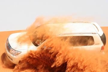 Dubai's 4 Famous Tours: Dubai Desert Safari with BBQ, Dubai City...