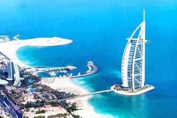 Recorrido por la ciudad de Dubái con paseo en abra en grupos pequeños