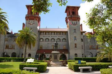 Excursion d'une journée à Saint Augustine au départ d'Orlando
