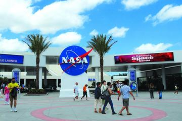 Kennedy Space Center Day Tour with...