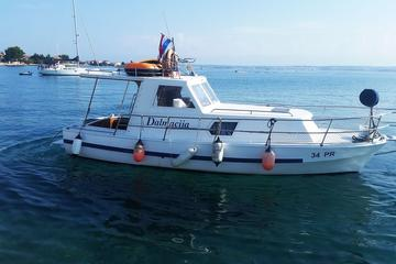 A Secret Bay Swimming with Snorkeling and Fishing Family Tour