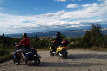 Ugljan and Pasman Island Self-Guide Scooter Tour