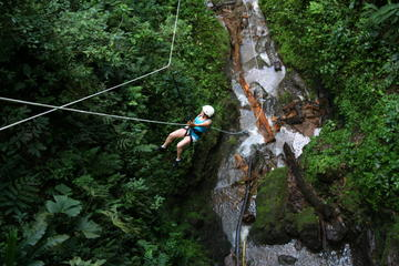 Canyoning and Mountain Biking in La Fortuna