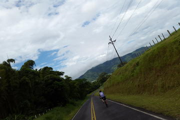 Road Cycling Tour Around Chachagua