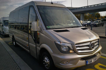Private Mini Coach Transfer from Prague to Berlin
